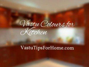 Vastu Colours for Kitchen