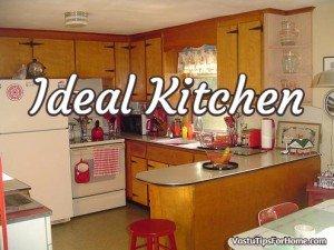 Ideal Kitchen According to Vastu Shastra