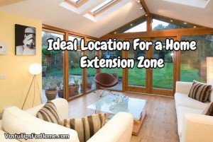 Ideal Location For a Home Extension Zone As Per Vastu Shastra